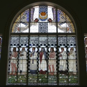 art_history stained glass